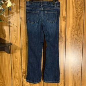 Cat & Jack Jeans Bootcut Size 6